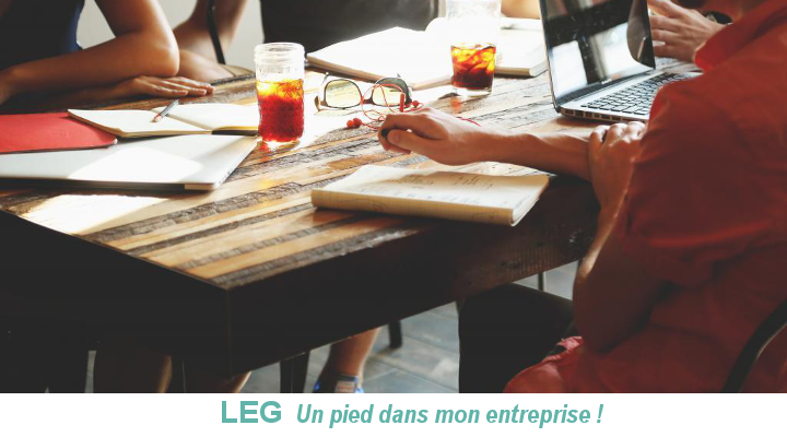 LEG un pied dans mon entreprise –