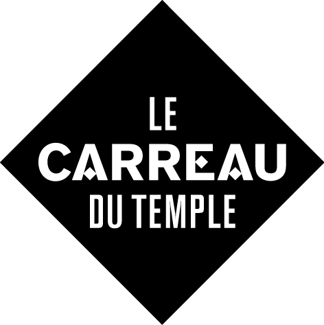 le carreau du temple logo